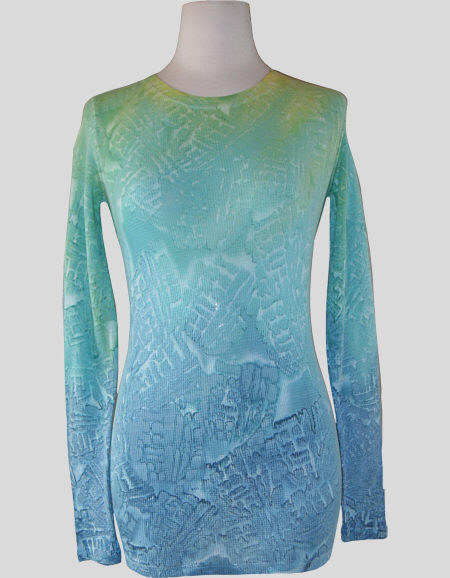 Women's Thermal Handpainted Tee